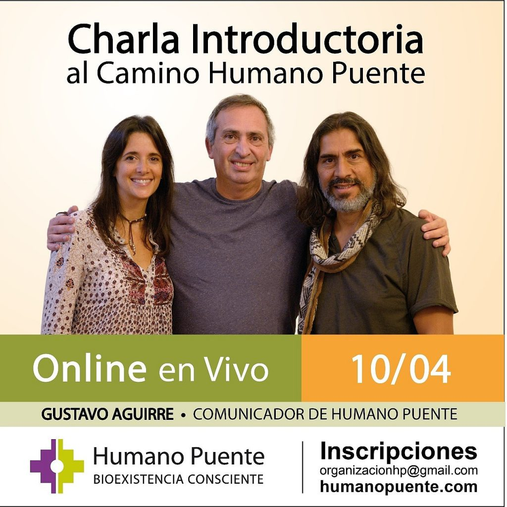 Charla Introductoria – 10/04/21